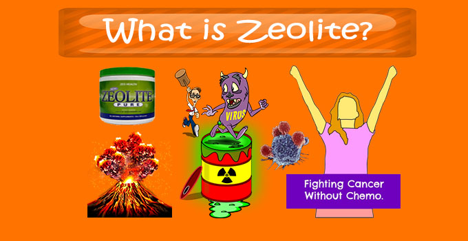 what are zeolites