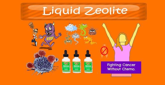zeolite liquid